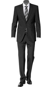 Anzug, schwarz