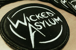 Wicked Asylum Logo Patch