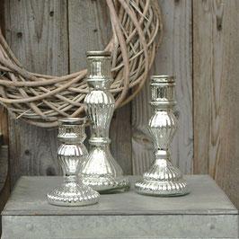 Kerzenständer Bauernsilber
