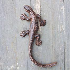 Gecko Wandmontage