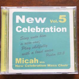 New Celebration vol.5 ニューセレブレイション 5