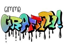 GIMME GRAFFITI