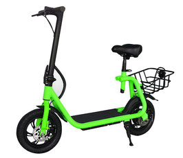 City Scooter Green