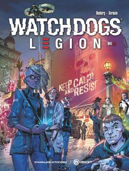 Watch dogs legion 1/2