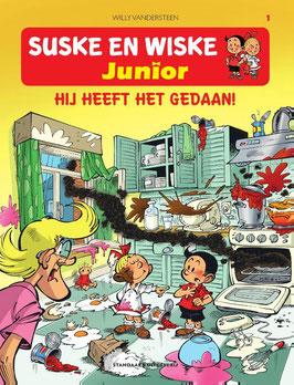 Suske en Wiske Junior 1