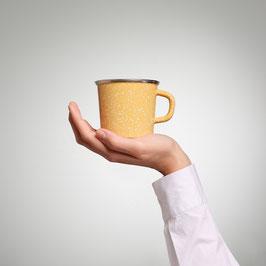 Kaffeetasse Bananen-Curry Sprenkel