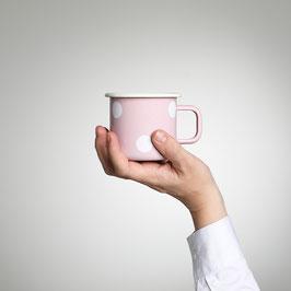 Kaffeetasse Rosa