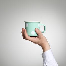 Kaffeetasse grün