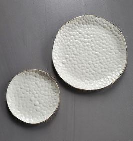 Fika Ceramika X Verrassend Mooi (white/gold/bubble)