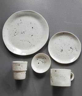 Fika Ceramika X Verrassend Mooi (white/gold)