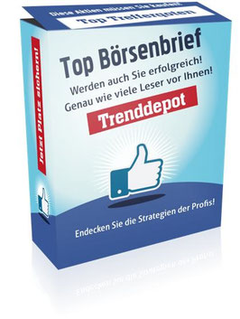Börsenbrief Aktiengewinne.eu                 Der Börsenbrief mit dem Trenddepot.