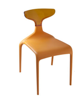 PUNK Assise Orange