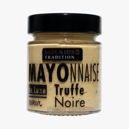 Mayonnaise saveur truffe noire Savor & Sens 130gr