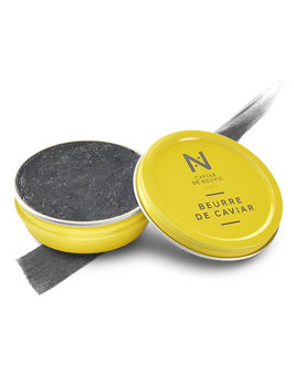 Beurre de caviar De Neuvic avec beurre AOP 50gr