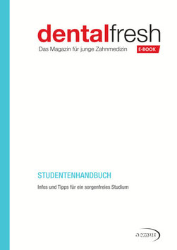Studentenhandbuch Zahnmedizin
