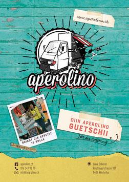 Catering Gutschein aperolino