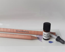 """Stilus fragrans"" Set- duftender Bleistift"