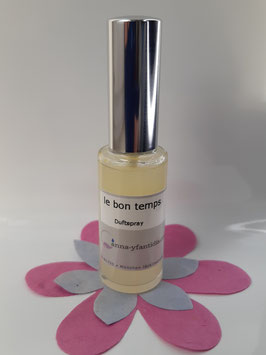 """le bon temps"" Frangipani Duftspray - Exlusive Edition!"
