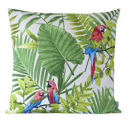 Kissen Palmengarten