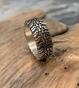 Ring Silber 925 Offroad-Reifen