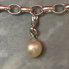 Charm-Anhänger Perle