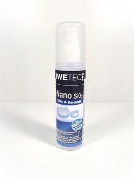Nano SiO2 Oberflächenschutz für Glas u. Keramik - Oberflächenschutz, 125 ml