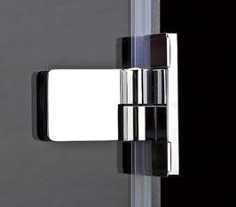 Serie Diamant 40, Wand-Scharnier (Tür an Wand) mit Hebe-Senk-Funktion, Art.Nr. 390504/5