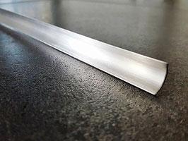 Edelstahl-Eckprofil zur Abdeckung von Innenecken 11 mm; Länge: 200 oder 250 cm, Typ Inliner, Art.Nr. IL-E