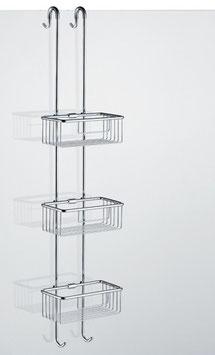 Ave Duschkombination 3-fach mit Design-Befestigung - 4062