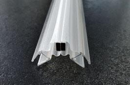 Tür-Magnetdichtung Gradzahl flexibel (1 Paar) - 8874