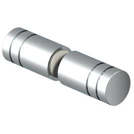 Dusch-Türgriff, zylindrisch 25mm, Art.Nr. 1150
