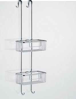 Ave Duschkombination 2-fach mit Design-Befestigung - 4060
