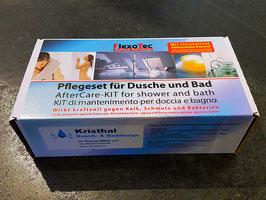Pflegeset für Dusche und Bad | Auffrischungs-Set von beschichteten Oberflächen