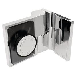 Serie SM-Kim, Duschtürband Wand/Glas 90° mit Hebe-Senk-Mechanismus