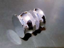 Dusch-Türgriff, rund für klappbare Falttüren, einseitig 16 mm Überstand, Art.Nr. 05.0561