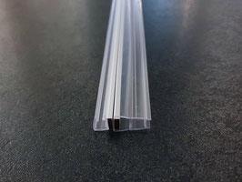 Tür-Magnetdichtung Pendeltür 90°-Ecke Tür zu Seitenteil, Art.Nr. 008FW oder 008FW+008BW