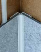 Inneneckprofil Alu, 2550 mm, hochglanzeloxiert oder matt eloxiert