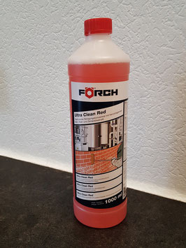 Förch Ultra Clean Red, Inhalt: 1 Liter, Art.Nr. 68901901
