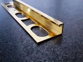 """Fliesen Designprofil vergoldet """"C-Design"""", Breite 5 mm"""
