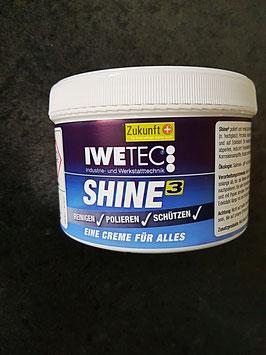 Shine3 | Reinigen, Polieren, Schützen, 500 g