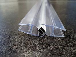 Tür-Magnetdichtung 180° (Anschlag aus 2x 67,5° Magnetdichtung = 1 Paar) - 6052 (6062)