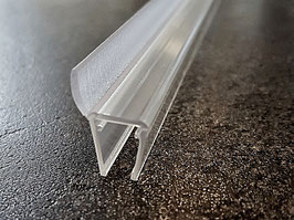 Lippendichtung 135° (Spaltdichtung), für 6 und 8 mm universal, Art.Nr. 5071