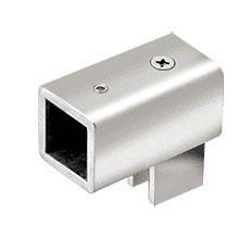 drehbarer Glashalter für Vierkant-Stabistange 15 x 15 mm, SQJ41