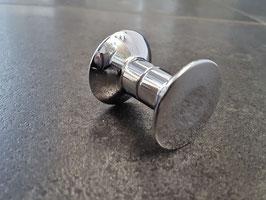 Dusch-Türgriff, rund, Form 1, Art.Nr. 500260022