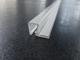 Tür-Anschlagdichtung Glas-Glas 90°, für 6 und 8 mm universal, Art.Nr. 5050