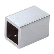 Wandhalter für Vierkant-Stabistange 15 x 15 mm im 90°-Winkel zur Wand, SQJ46