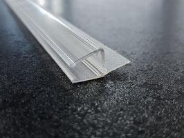 Streifdichtung mit gerader Dichtfahne 180°, für 6 und 8 mm universal, Art.Nr. 5112