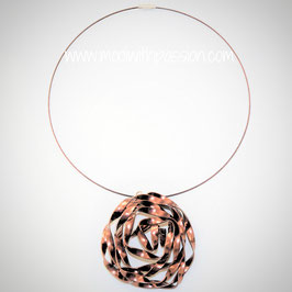 ROSA -  Rose Gold Glanzend of Mat