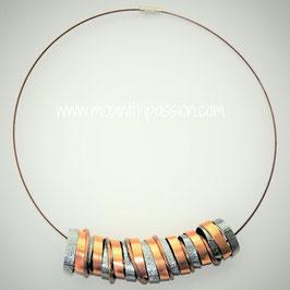 SARA - Metaal/Koper/Rose Gold