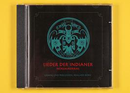 CD Lieder der Indianer Nordamerikas - Irmgard Born